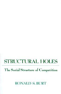 Structural Holes The Social Structure of Competition