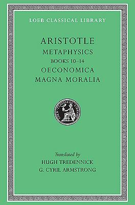 Aristotle Metaphysics, X-XIV