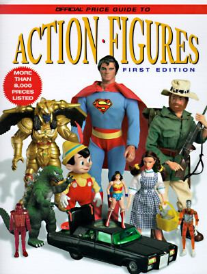Official Price Guide to Action Figures - Stuart W. Wells - Paperback