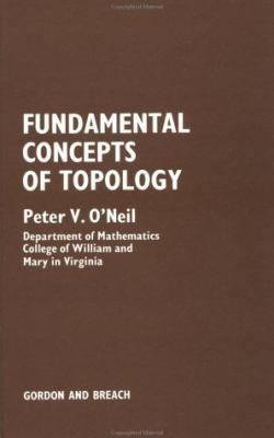 Fundamental Concepts of Topology