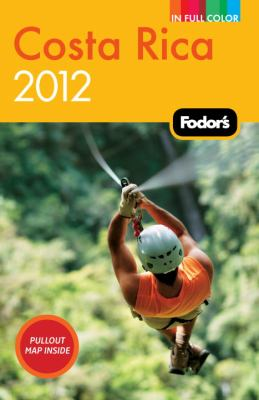 Fodor's Costa Rica 2012 (Full-Color Gold Guides)