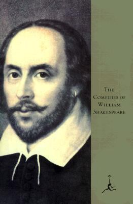 The Complete Comedies of Shakespeare (Modern Library Series) - William Shakespeare - Hardcover - 1994 Modern Library Edition