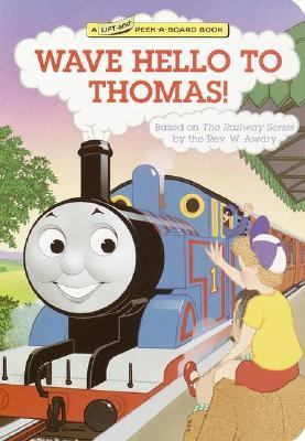 Wave Hello to Thomas!
