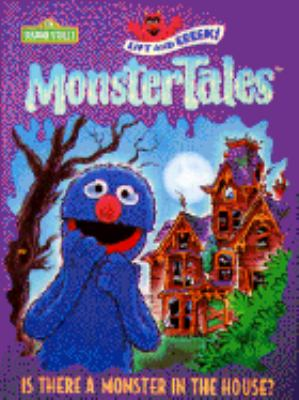 Is There a Monster in the House?: Sesame Street - R. U. Scary - Hardcover