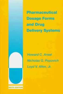 Pharmaceutical Dosage Forms+drug Del...