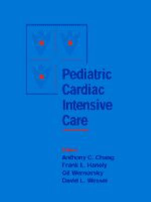 Pediatric Cardiac Intensive Care