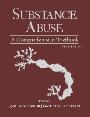 Substance Abuse:comprehensive Textbook