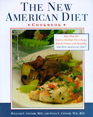 New American Diet Cookbook - Sonja L. Connor - Hardcover