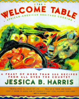 Welcome Table African American Heritage Cooking
