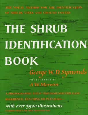 Shrub Identification Book
