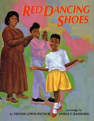 Red Dancing Shoes, Vol. 1 - Denise Lewis Patrick - Hardcover - First Edition