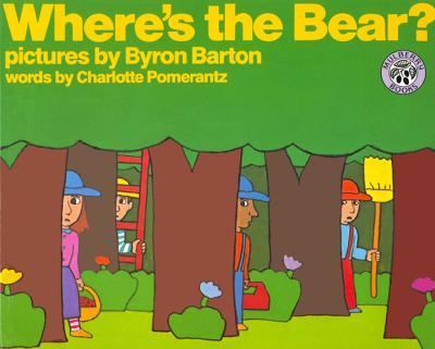 Where's the Bear?, Vol. 1