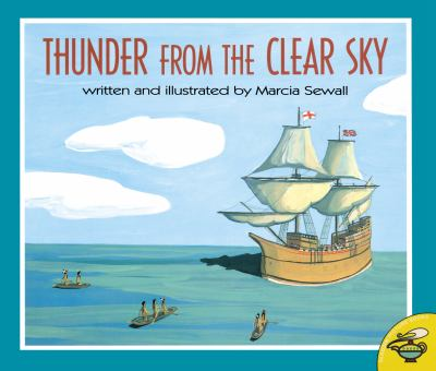 Thunder from the Clear Sky - Marcia Sewall - Paperback - REPRINT