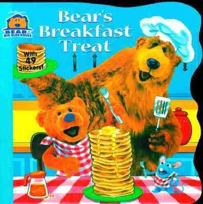 Bears Breakfast Treat, Vol. 4 - Kiki Thorpe - Paperback