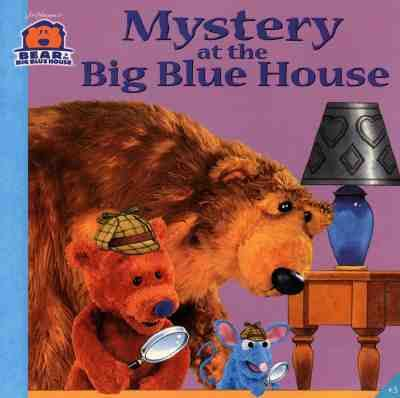 Mystery at the Big Blue House, Vol. 5 - Janelle Cherrington - Paperback