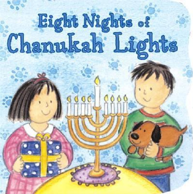 Eight Nights of Chanukah Lights