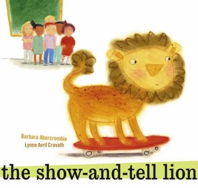 Show And Tell Lion