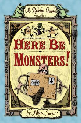 Here Be Monsters!