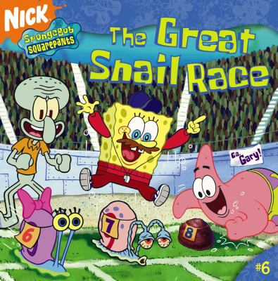 The Great Snail Race (Spongebob Squarepants (8x8))