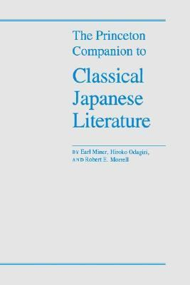 Princeton Companion to Classical Japanese Literature