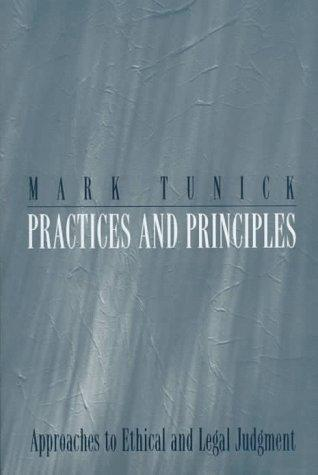 Practices and Principles