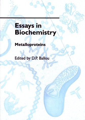 Essays in Biochemistry Volume 34