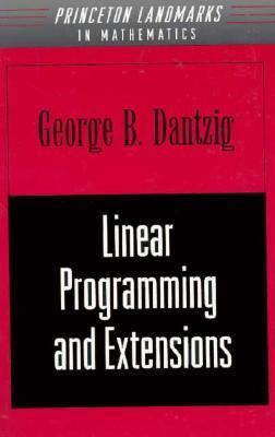 Linear Programming and Extensions