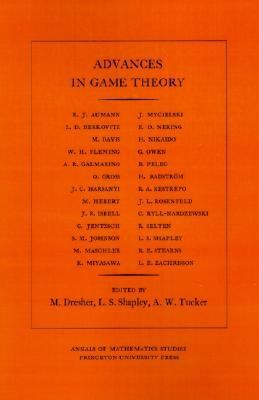 Advances in Game Theory