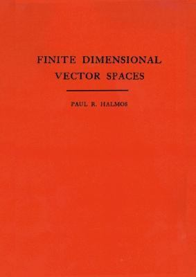 Finite-Dimensional Vector Spaces