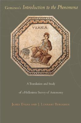 Geminos's Introduction to the Phenomena A Translation and Study of a Hellenistic Manual of Astronomy