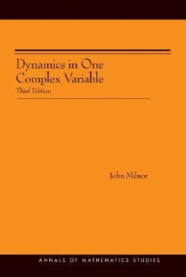 Dynamics in One Complex Variable