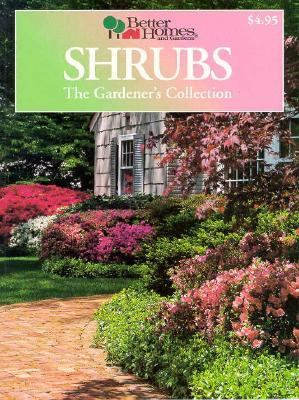 Shrubs, Gardener's Collection - Better Homes & Gardens - Paperback