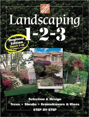 Home Depot Landscaping 1-2-3 Regional Edition Zones 7-10