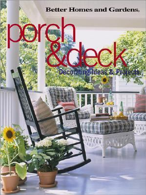 Porch and Deck Decorating Ideas & Projects Decorating Ideas & Projects