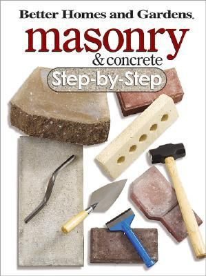 Masonry And Concrete Step-by-step