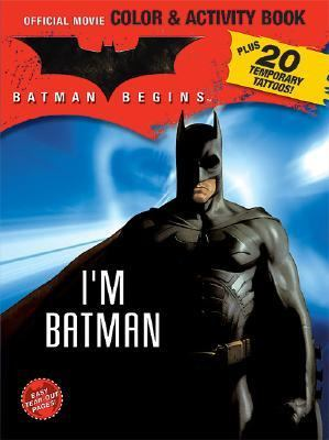 Batman Begins I'm Batman