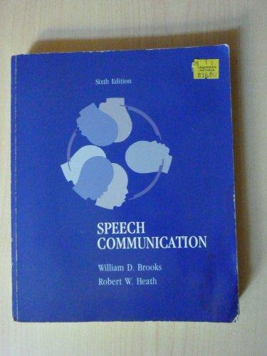 Effective Speech Communication