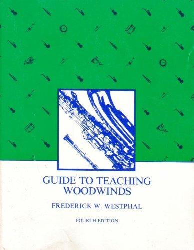 Guide to Teaching Woodwinds (4th Edition)