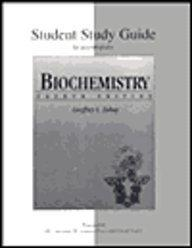 Student Study Guide to accompany Biochemistry