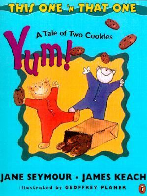 Yum! a Tale of Two Cookies