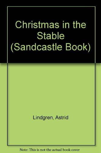 Christmas in the Stable (Sandcastle Book)