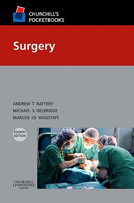 Churchill's Pocketbook of Surgery (Churchill Pocketbooks)