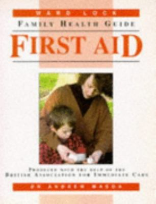 First Aid - Andrew Mason - Paperback