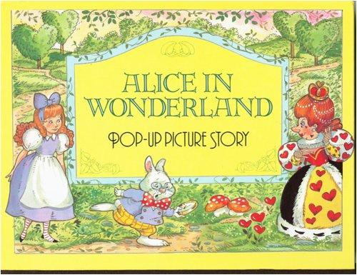 Alice In Wonderland: Pop-Up Picture Story