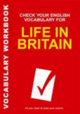 Check Your English Vocabulary for Living in the Uk: All You Need to Pass Your Exams