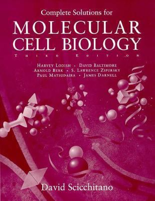 Molecular Cell Biology - Harvey F. Lodish - Paperback - Supplement Teachers' Edition