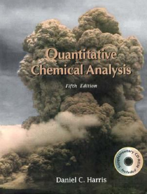 Quantitative Chemical Analysis (Fifth Edition)