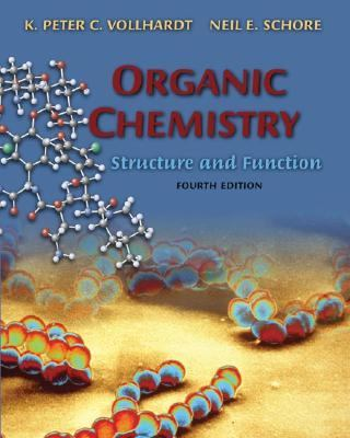 Organic Chemistry Structure and Function