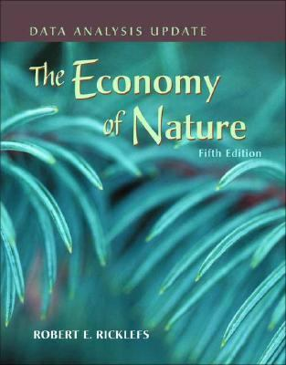 Economy of Nature Data Analysis Update
