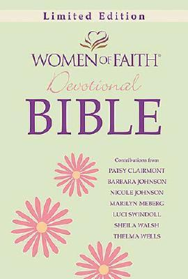 Women of Faith Devotional Bible New King James Version